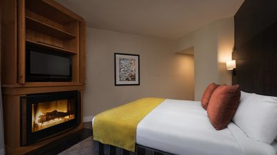 Photo for Experience luxury and comfort at our Lake Tahoe resort, Steps from Gondola!