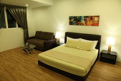 Leisure Home Stay @ Lemak unit