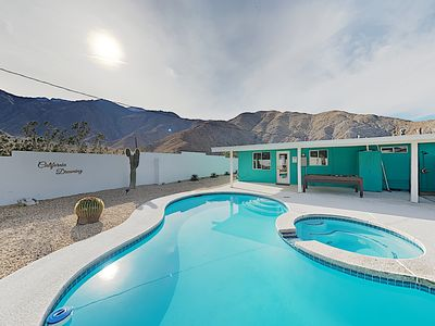 Photo for Contemporary Mountain-View Haven w/ Pool, Spa, Fire Pit & Pool Table