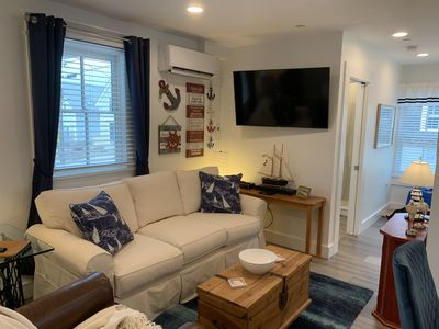 Photo for Beautiful 1 BR Condo 1 block from Commercial Street