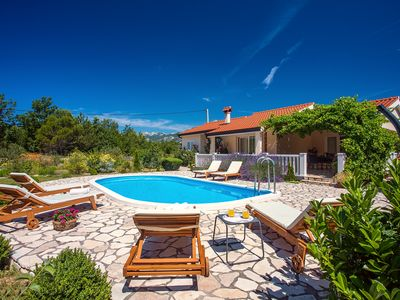 Photo for VILLA ANA - 3 bedroom villa with private pool and unspoiled natural environment
