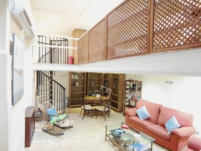 Photo for Comfortable and charming duplex with A/C JDA