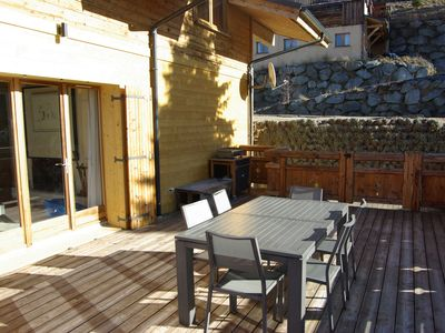 Photo for Chalet - Les deux alpesHouse with character