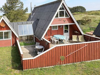 Photo for Modern Holiday Home in Hirtshals with Terrace