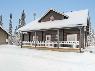 Photo for Vacation home Onnela in Äkäslompolo - 8 persons, 4 bedrooms
