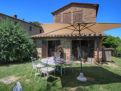 Photo for Luxurious Farmhouse in Umbertide with Garden