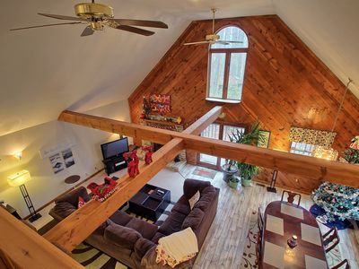 Photo for Butterfly Haven Lodge - Seclusion in Hocking Hills Ohio