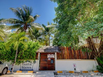 Photo for Little White House is a stand alone house located within the Casita Blanca condo complex.