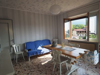 Photo for Ecletic and graceful Apartment - 4 bed-rooms - near Ivrea, Turin