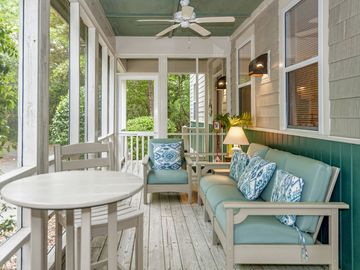 Sabal Palm Cottages, Bald Head Island, North Carolina, United States of America