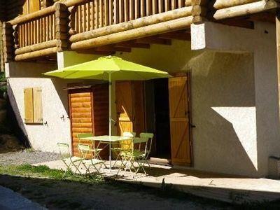 Photo for 2BR Chalet Vacation Rental in Saint-Pierre-Dels-Forcats, Occitanie