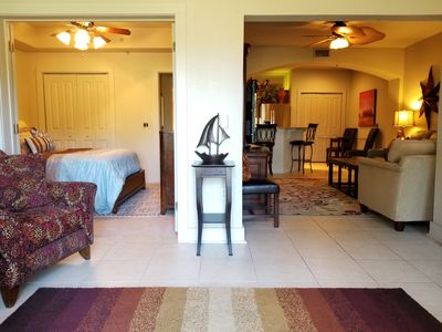 Photo for FREE Golf & FREE Amenities, 4 miles From Gulf Of Mexico - One Club, Gulf Shores