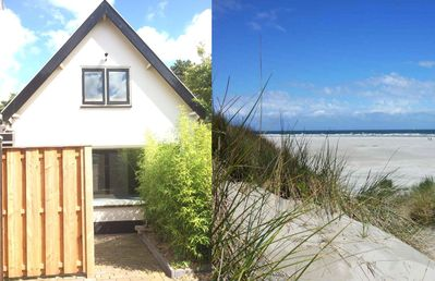 Photo for Charming cottage near beach with private big screen cinema in Heiloo, North Holl