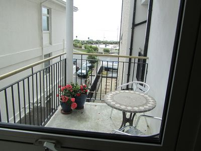 Photo for Sea View Apartment   situated on the seafront near the village Salthill