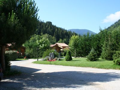 Photo for Chalets 2 to 8 people, 3 bedrooms, for rent summer, winter with pool, bar and restaurant