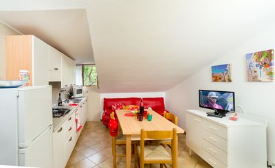 Photo for Central Attic Apartment for 4/5 People