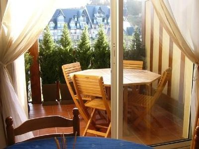 Photo for Seaside, Normandy, Deauville, family, apartment 4-5 pers