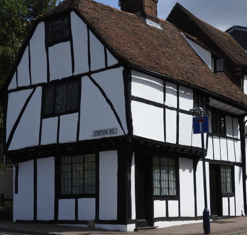 Lovely timber framed cottage