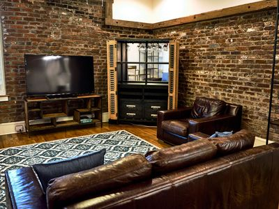 Photo for Downtown Knoxville Condo with Old City Charm