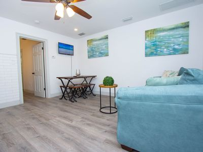 Photo for #1 St.Pete beach cozy rental. Walk to Beach*Bars*