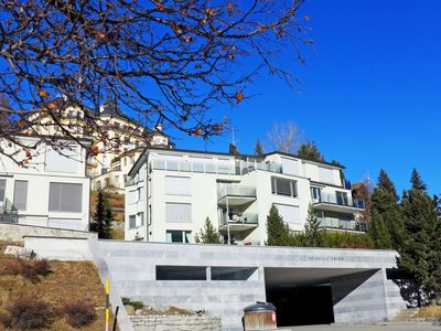 Photo for Apartment Chesa Spuonda Verde 1.7 in St. Moritz - 4 persons, 2 bedrooms