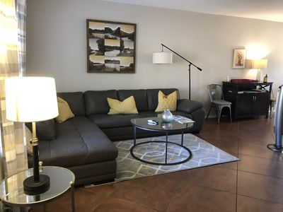 Photo for Central Phx townhouse short term - travel nurses, relocation, winter visitors