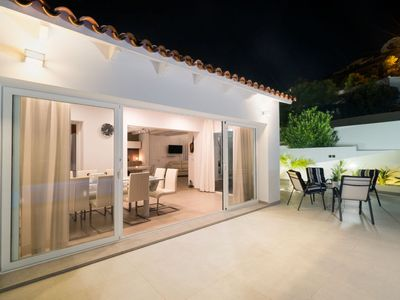 Photo for Vacation home Vista al Mar in Moraira - 10 persons, 5 bedrooms