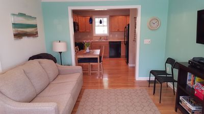 Photo for WALK TO WELLS BEACH!! 2 Bed 1 Bath in Wells ME close to all attractions!