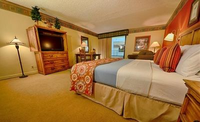 Photo for The Lodge - Standard One King Bed