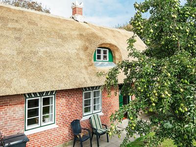 Photo for Thatched roof Holiday Home in Jutland with terrace