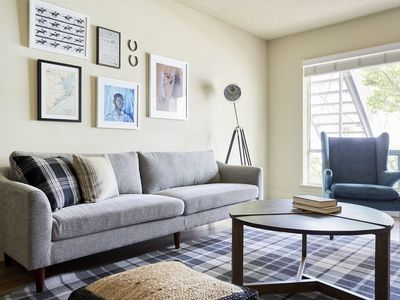 Photo for Delightful 2BR at The Galleria by Sonder