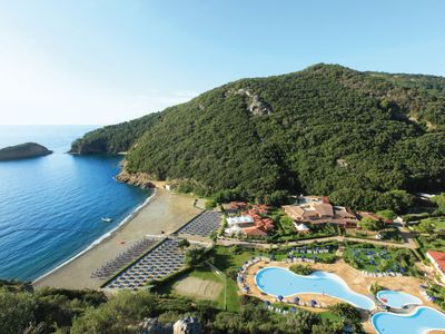 Photo for One bedroom Apartment, sleeps 4 in Casa Tonietti with Pool and WiFi