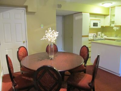 phenominal price for 6, in an unbelievable location, and amazing amenities