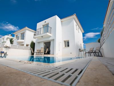 Photo for Villa Kaley,Cozy 3BDR Pernera Villa with Pool,Close to all Beaches and Amenities