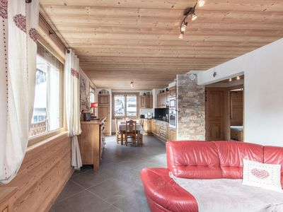 Photo for 2BR Apartment Vacation Rental in Les Gets, Auvergne-Rhône-Alpes