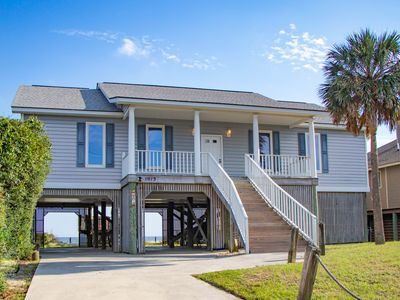 Photo for Oceanfront- awesome Folly views! Bring the family & make some memories!