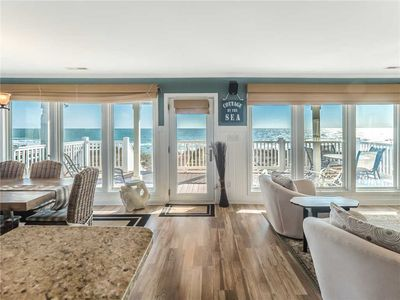 Photo for Sunny Side Up: 3 BR / 2 BA house in Kure Beach, Sleeps 6
