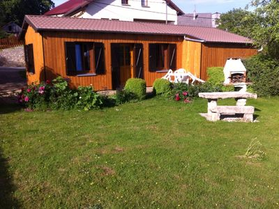 Photo for Chalet type cottage in the mountains and countryside 350 € to 500 €