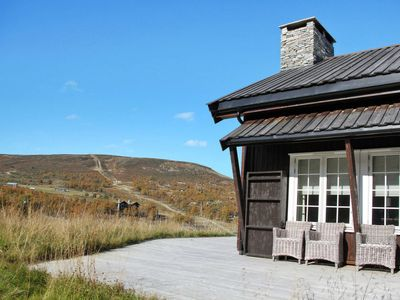 Photo for Geilo Apartment, Sleeps 6 with Pool and Free WiFi