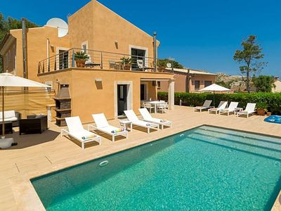 Photo for 4BR Villa Vacation Rental in Cala Sant Vicenç, Illes Balears