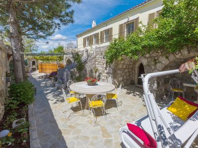Photo for Holiday home with rustic stone wall and pool - Holiday home Ana