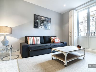 Photo for Friendly Rentals The Olavide III apartment in Madrid