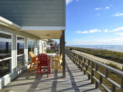 Sea Loft- BeachFront 3/2 PRICE REDUCED- $120/daily in FREE activities!