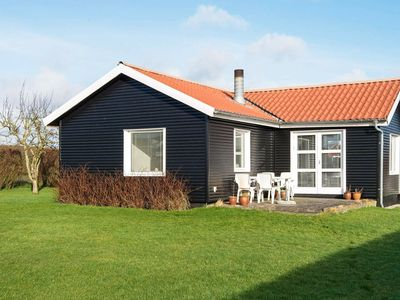 Photo for Bright Holiday Home in Jutland Denmark with Terrace