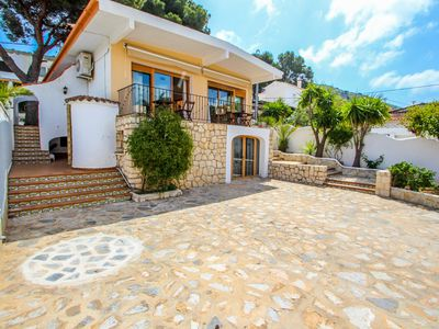 Photo for Pedro - two story holiday home villa in El Portet