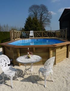 Photo for Large house the old, in the heart of the Vendee with private garden and swimming pool.