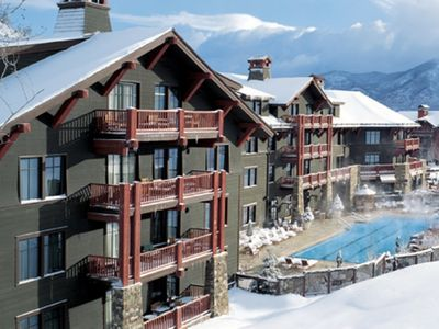 Photo for Ritz Carlton Deals 3 Bedroom Ski In/Ski Out