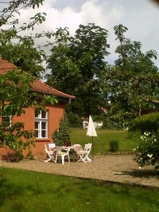 Photo for Simply feel good, beautiful cottage surrounded by the forest and large garden!