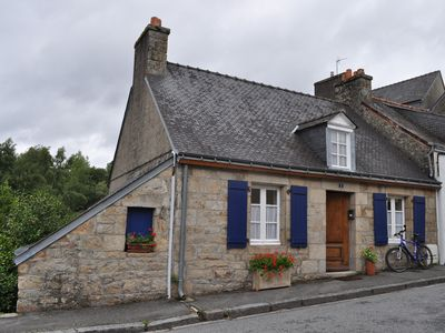 Photo for Romantic, renovated Cottage In Medieval Village For 6 - Private Walled Garden