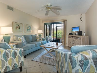 Photo for Cozy 2 bedroom 2 bath ground floor unit located within walking distance to beach - SC171
